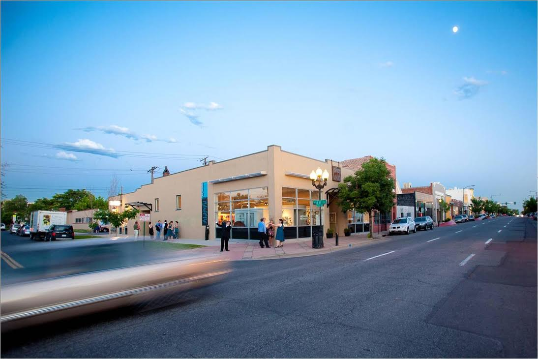 <p>The newly renovated Ute Indian Museum in Montrose.</p>