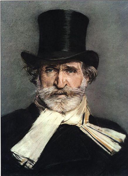 "<div><span style=""line-height: 1.66667em;"">Portrait of Giuseppe Verdi by Giovanni Boldini (1886) - National Gallery of Modern Art in Rome</span></div>"