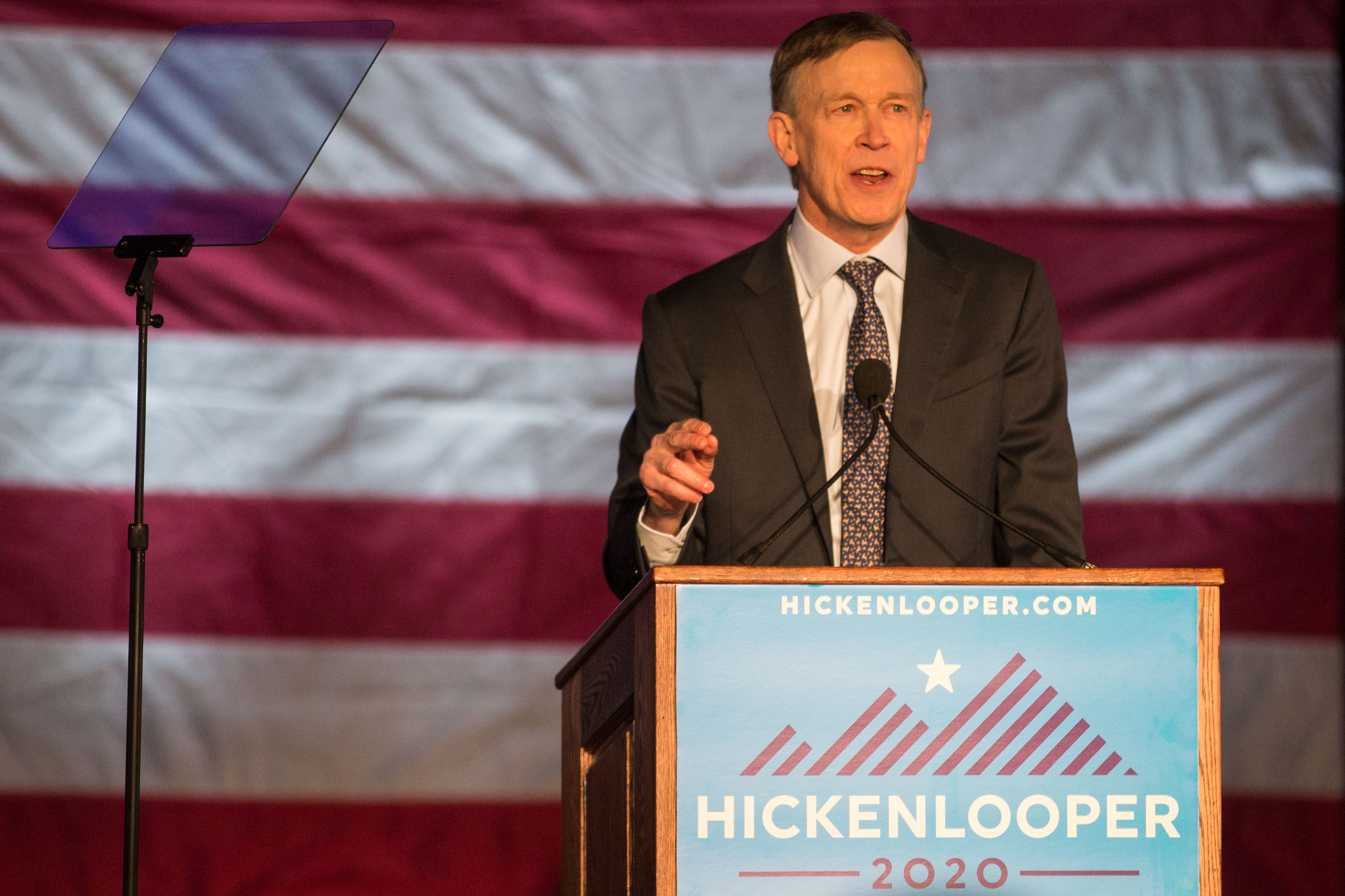 John Hickenlooper to end 2020 presidential bid on Thursday, source says