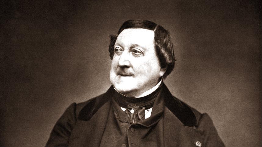 <p>Gioacchino Rossini in 1865</p>