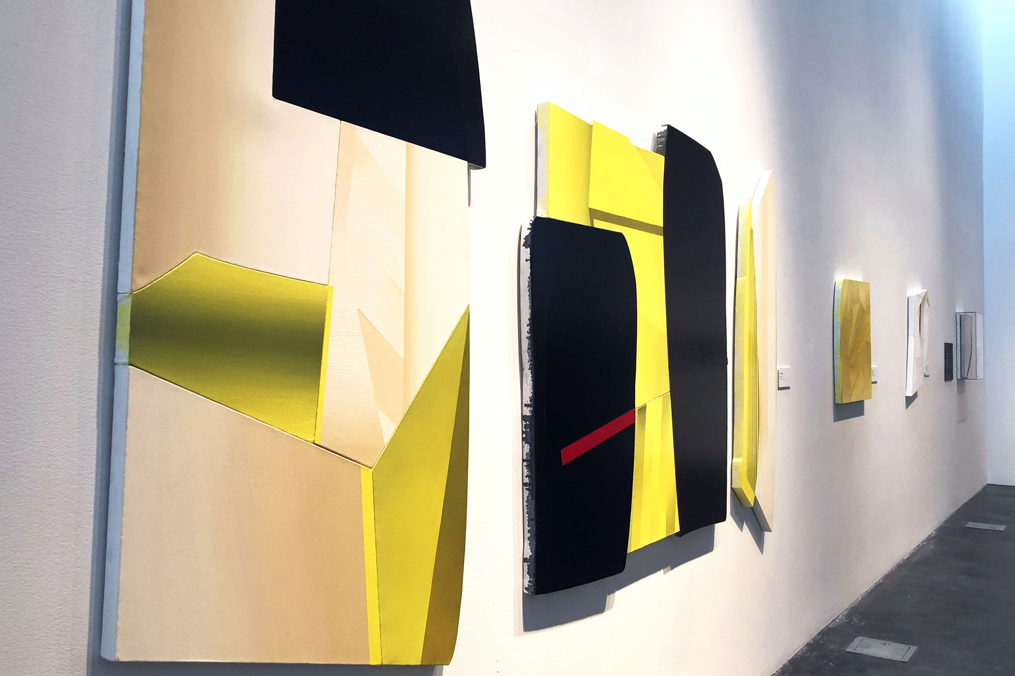 <p>Works by Leslie Smith III at the MCA Denver on Feb. 14, 2019.</p>