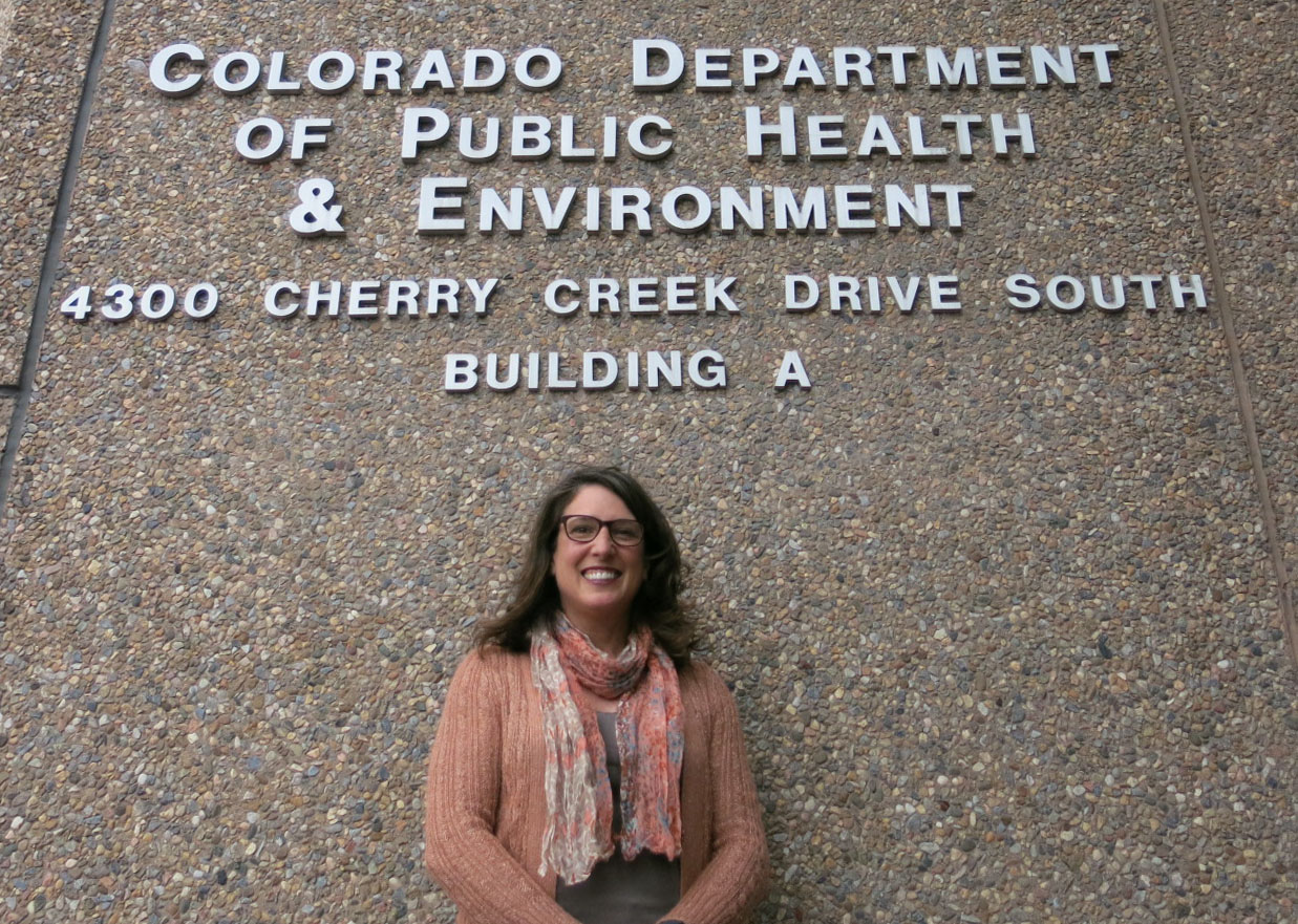 <p>Jill Hunsaker Ryan is the executive director at the Colorado Department of Public Health and Environment.</p>