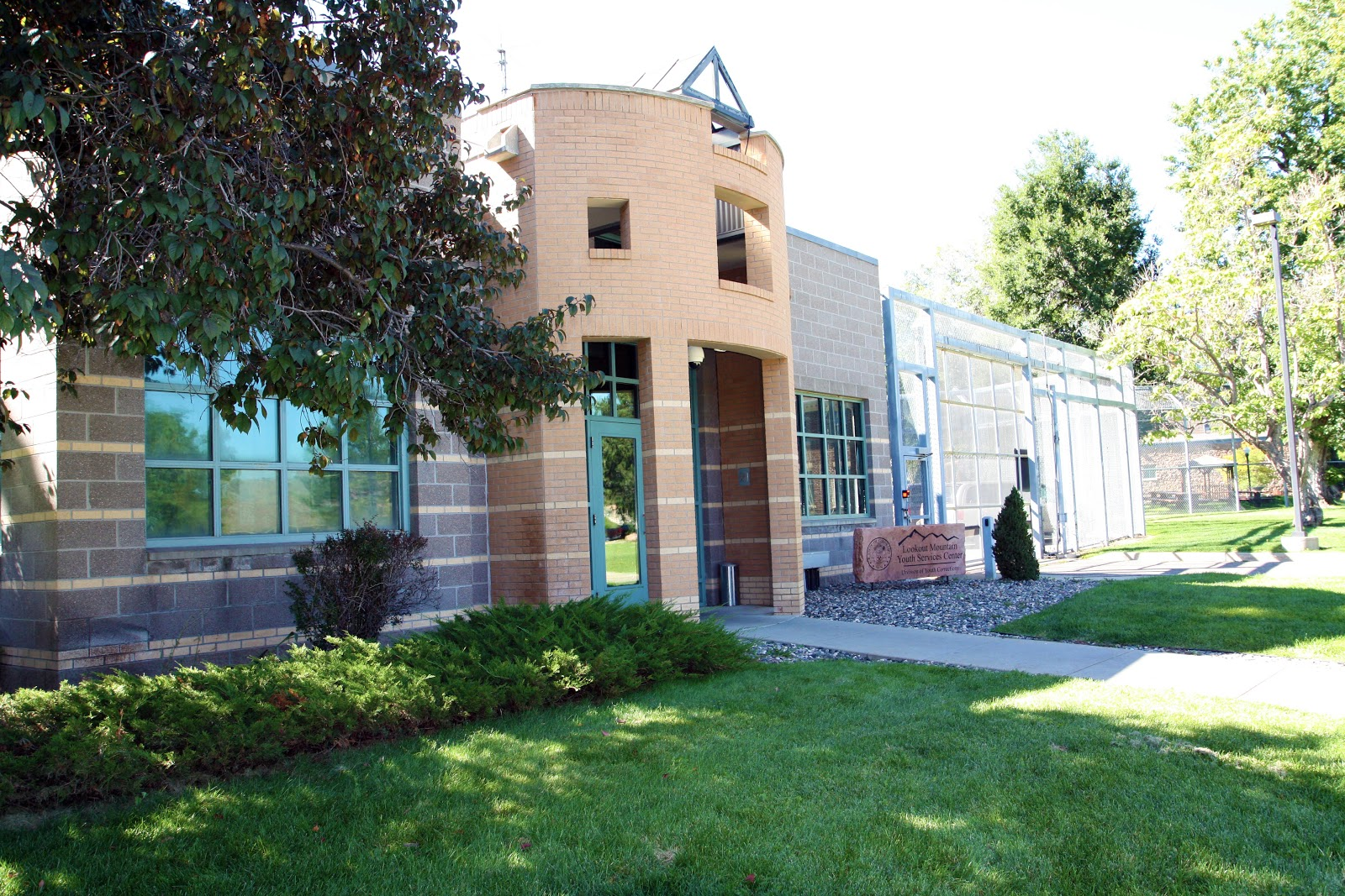 <p>Lookout Mountain Youth Services Center (LMYSC), located in Golden Colorado, is an intensive secure treatment program for 140 male juvenile offenders.</p>