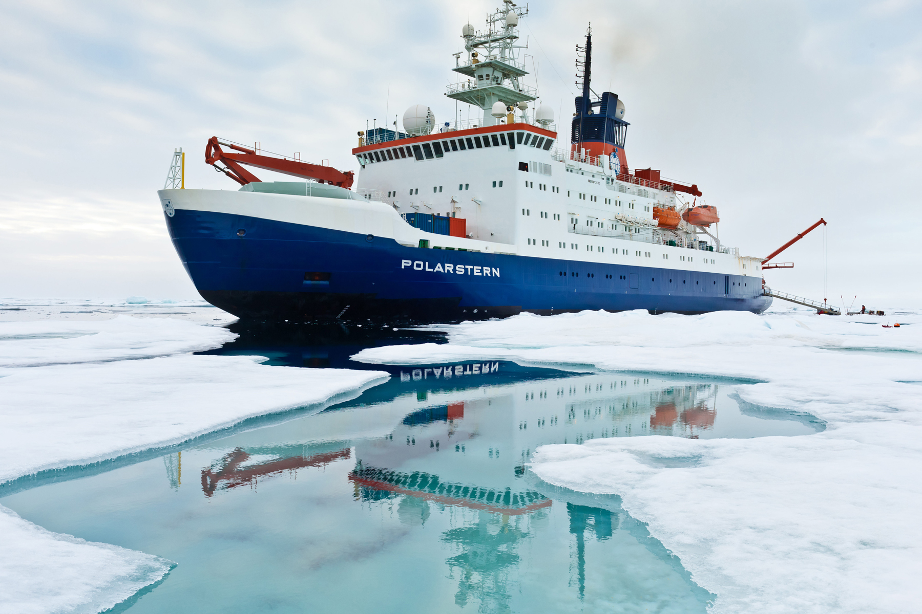 "<p>In 2019 this ship will carry a crew of scientists, including Matthew Shupe from the University of Colorado, on a voyage to recreate Fridtjof Nansen's polar expedition.  The project is known as ""MOSAiC"" for Multidisciplinary drifting Observatory for the Study of Arctic Climate.</p>"