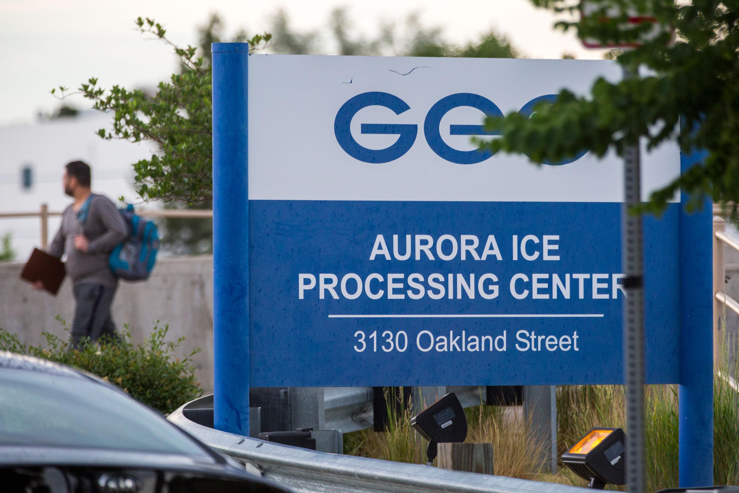 ICE GEO Aurora