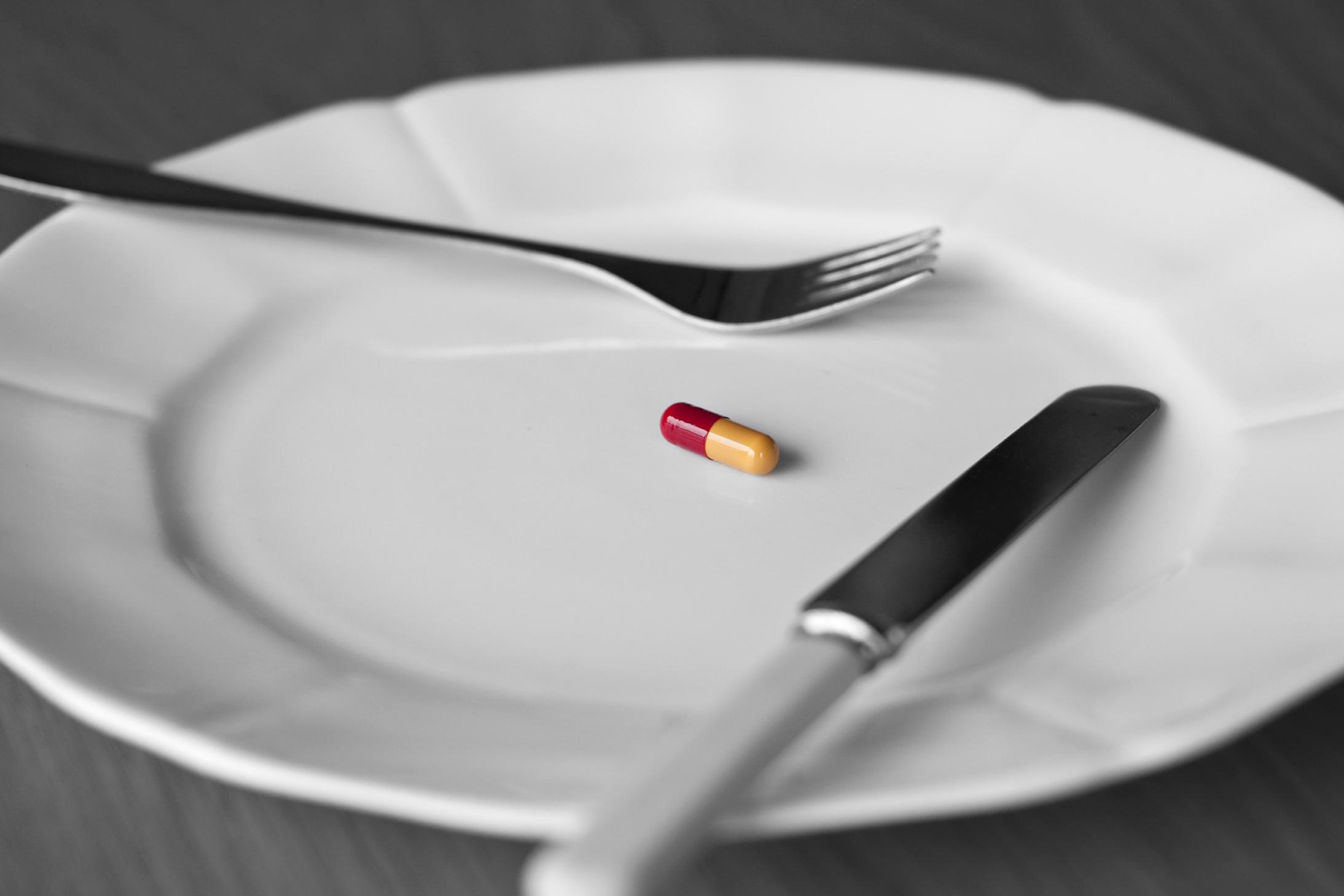 pill-dinner