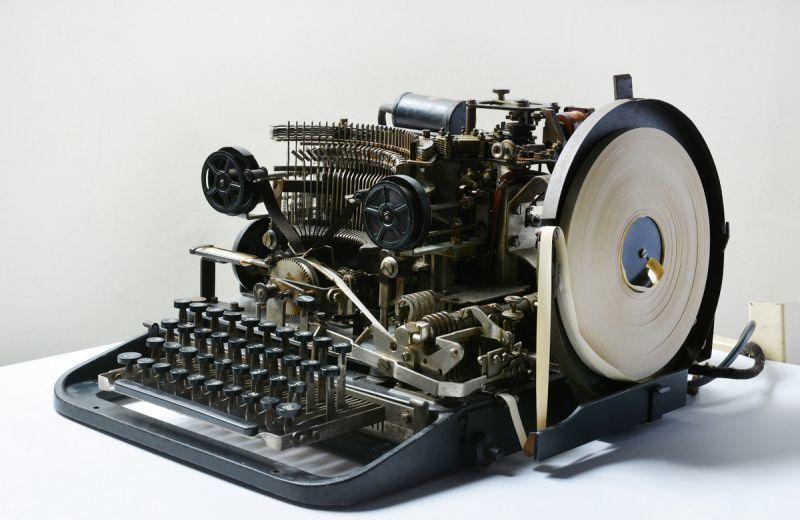 lorentz-teleprinter