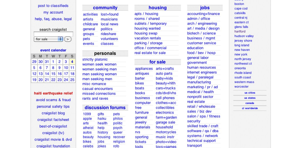 Tremendous Craigslist Shuts Down Personals Section After Congress Home Interior And Landscaping Sapresignezvosmurscom