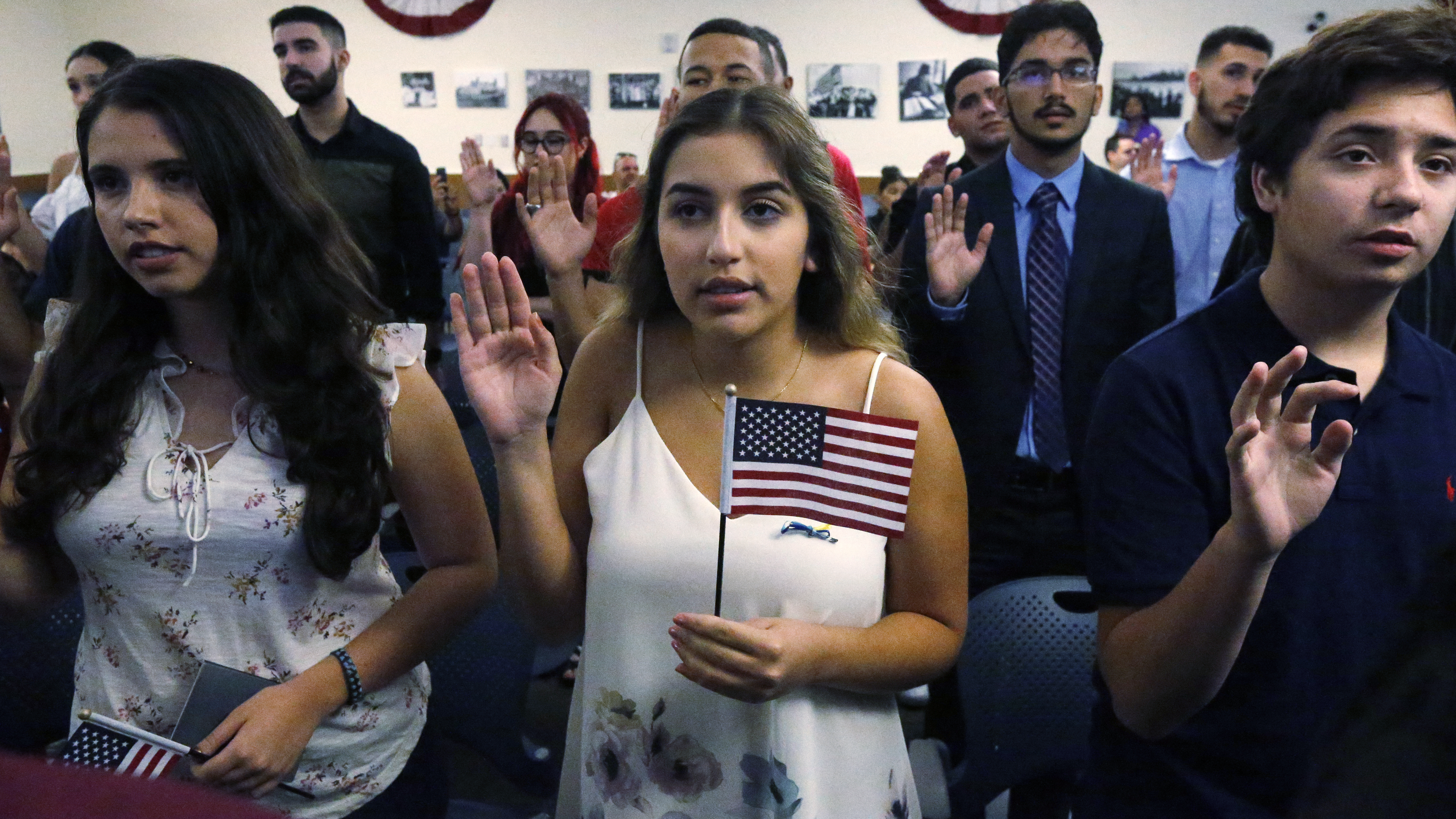 The Wait To Become A U S  Citizen Lengthens | Colorado Public Radio