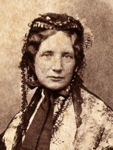 """Harriet Beecher Stowe's horror work is featured in the anthology """"More Deadly Than The Male."""""""