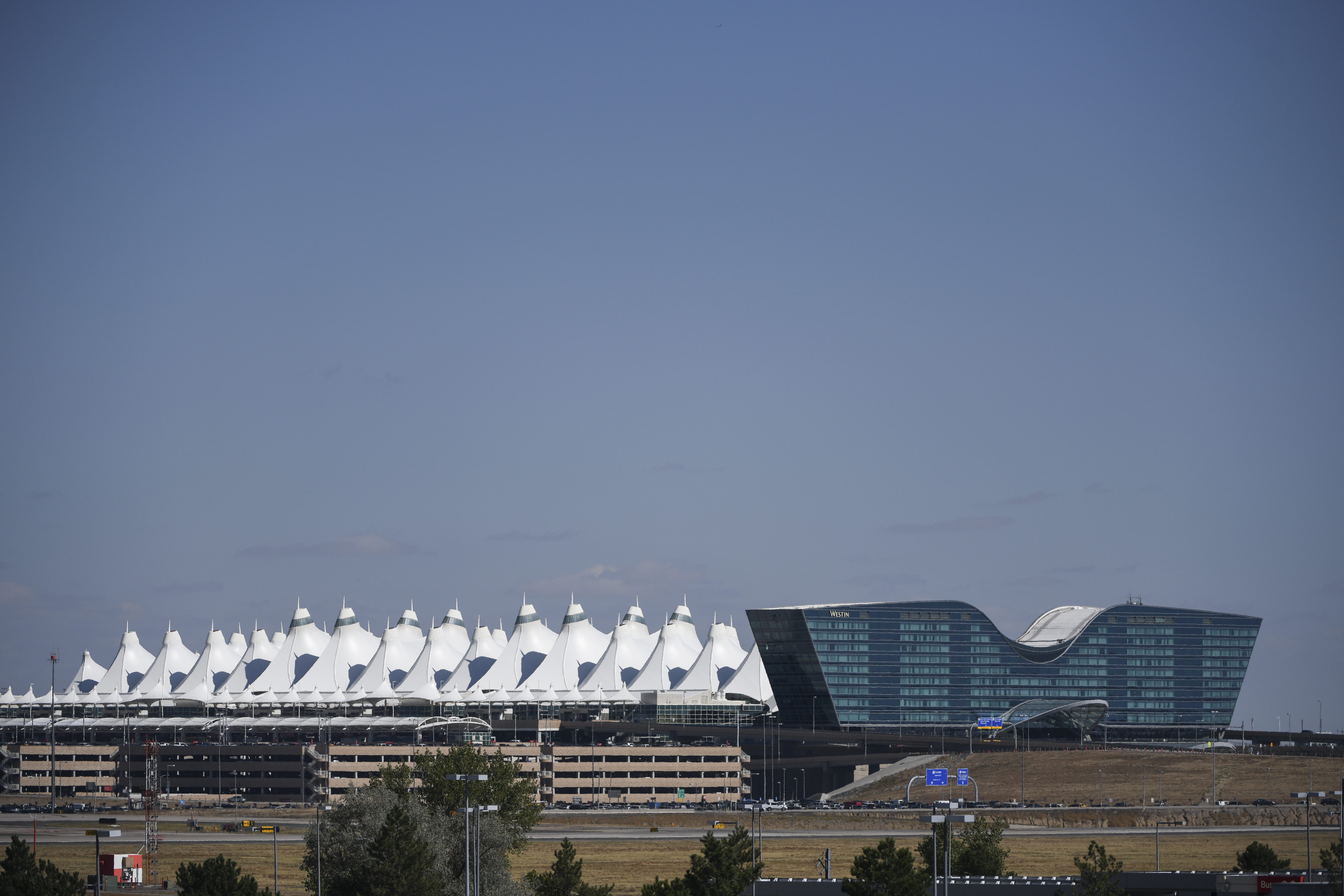 Denver International Airport Renovations