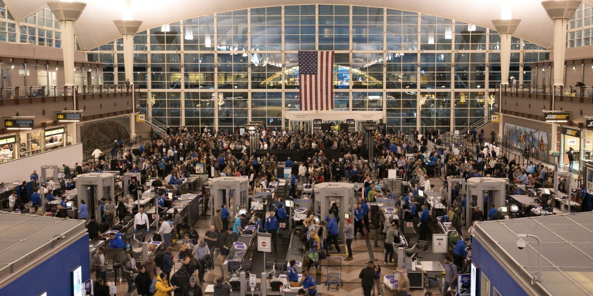 DIA CEO Says The Airport Is Prepared For Coronavirus, But Doesn't Expect Any Immediate Danger