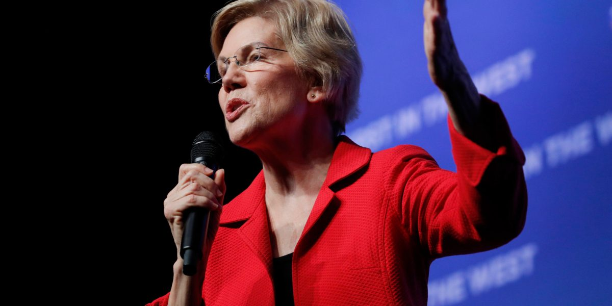 Warren Unveils Plan To Legalize Marijuana During Denver Visit