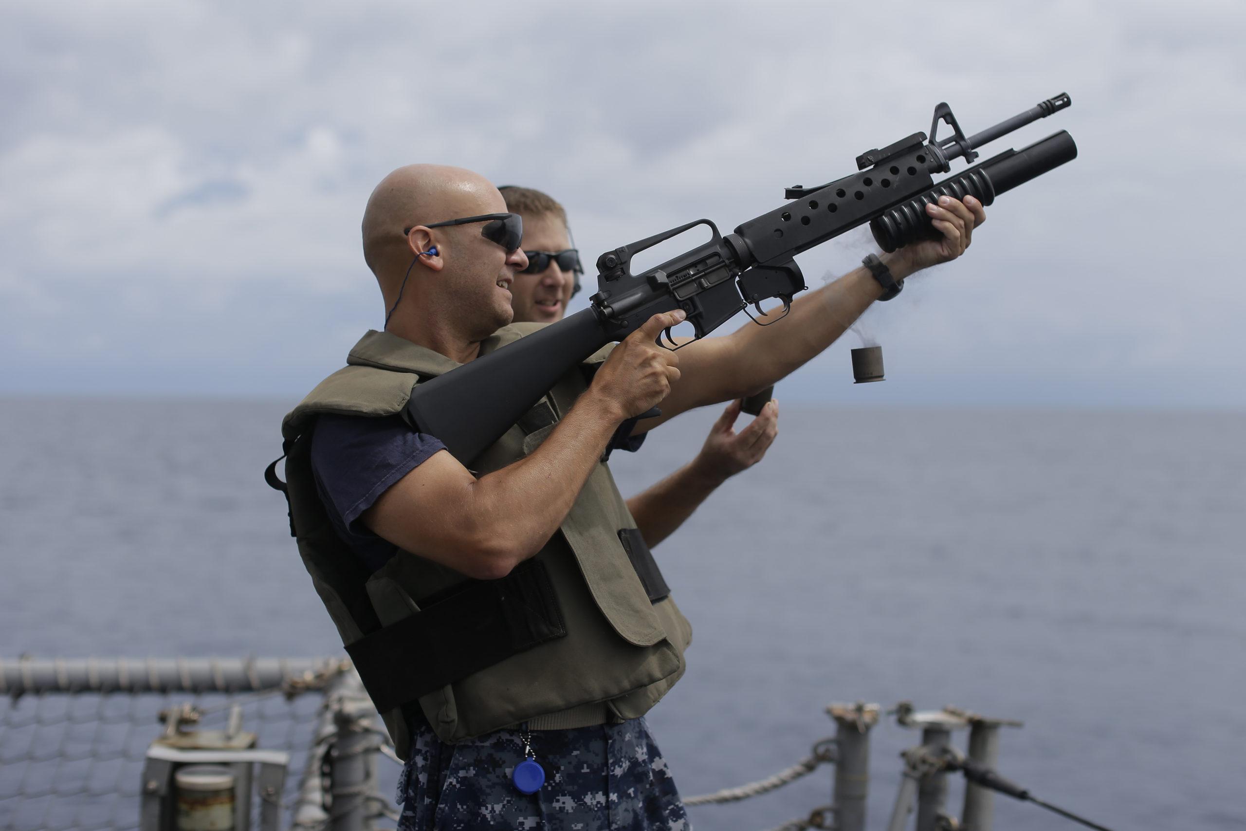 US Militarizing The Drug War