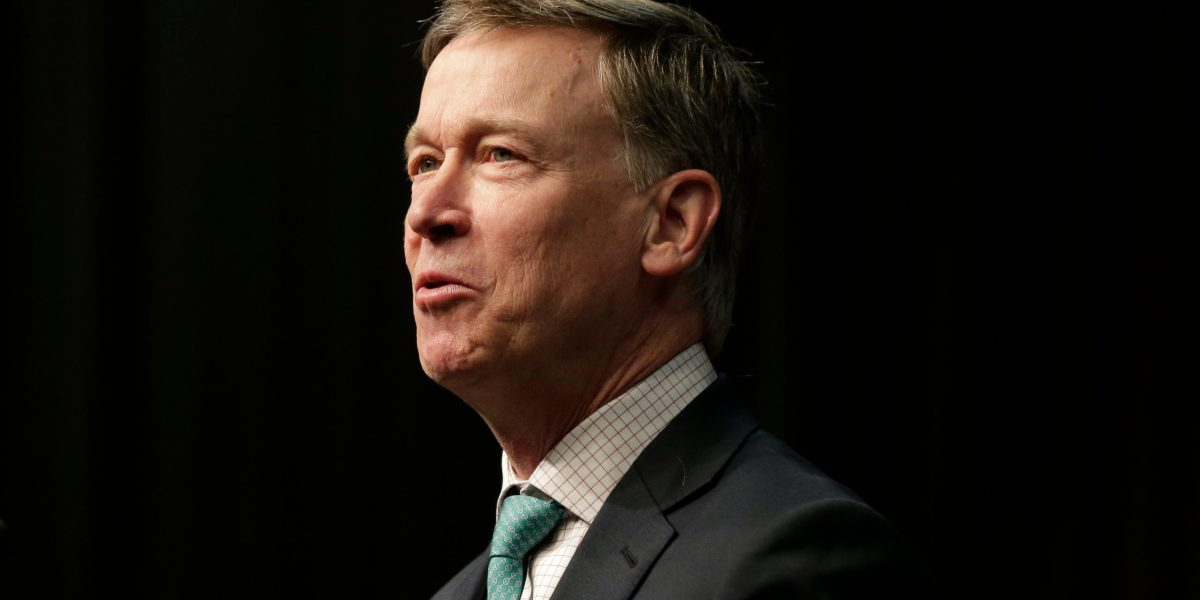 Ethics Commission Concludes Hickenlooper Violated Colorado's Gift Ban For Public Officials