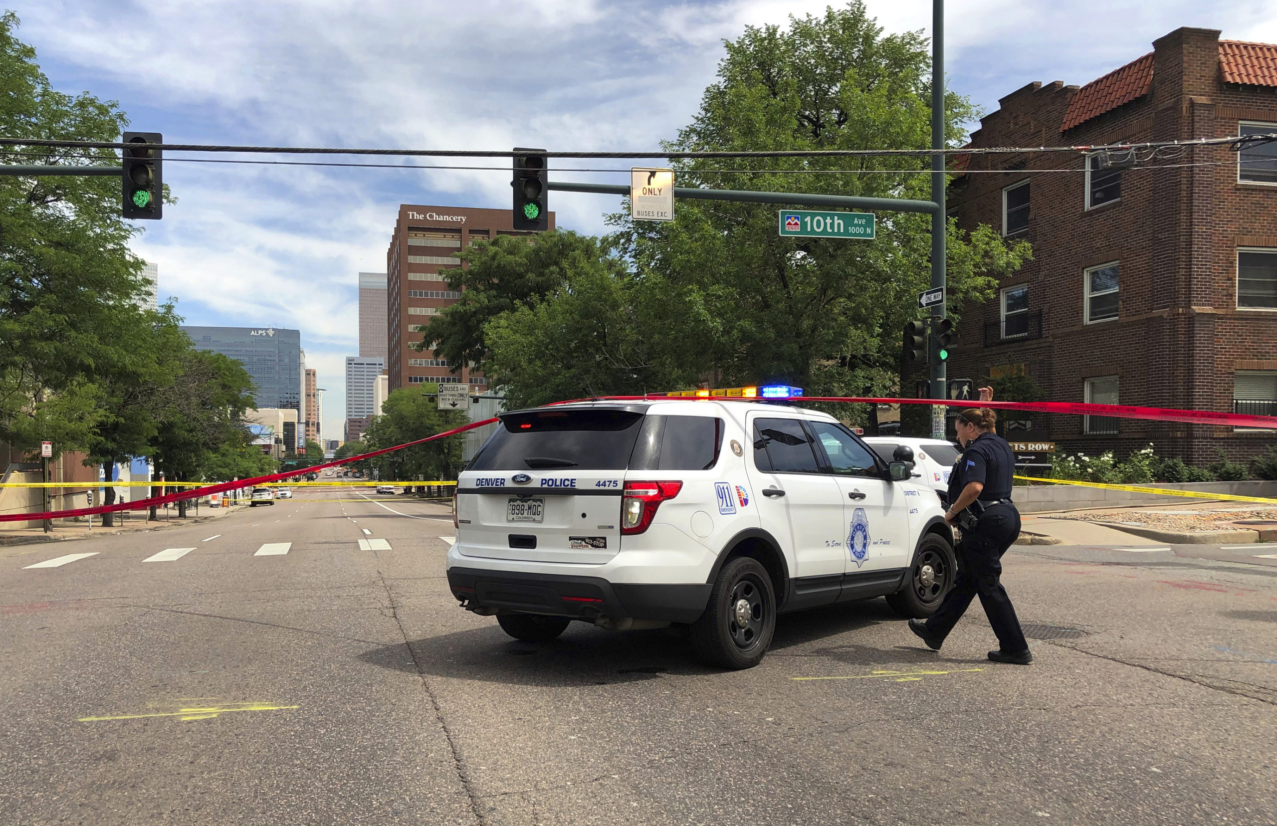 Police Shooting Denver