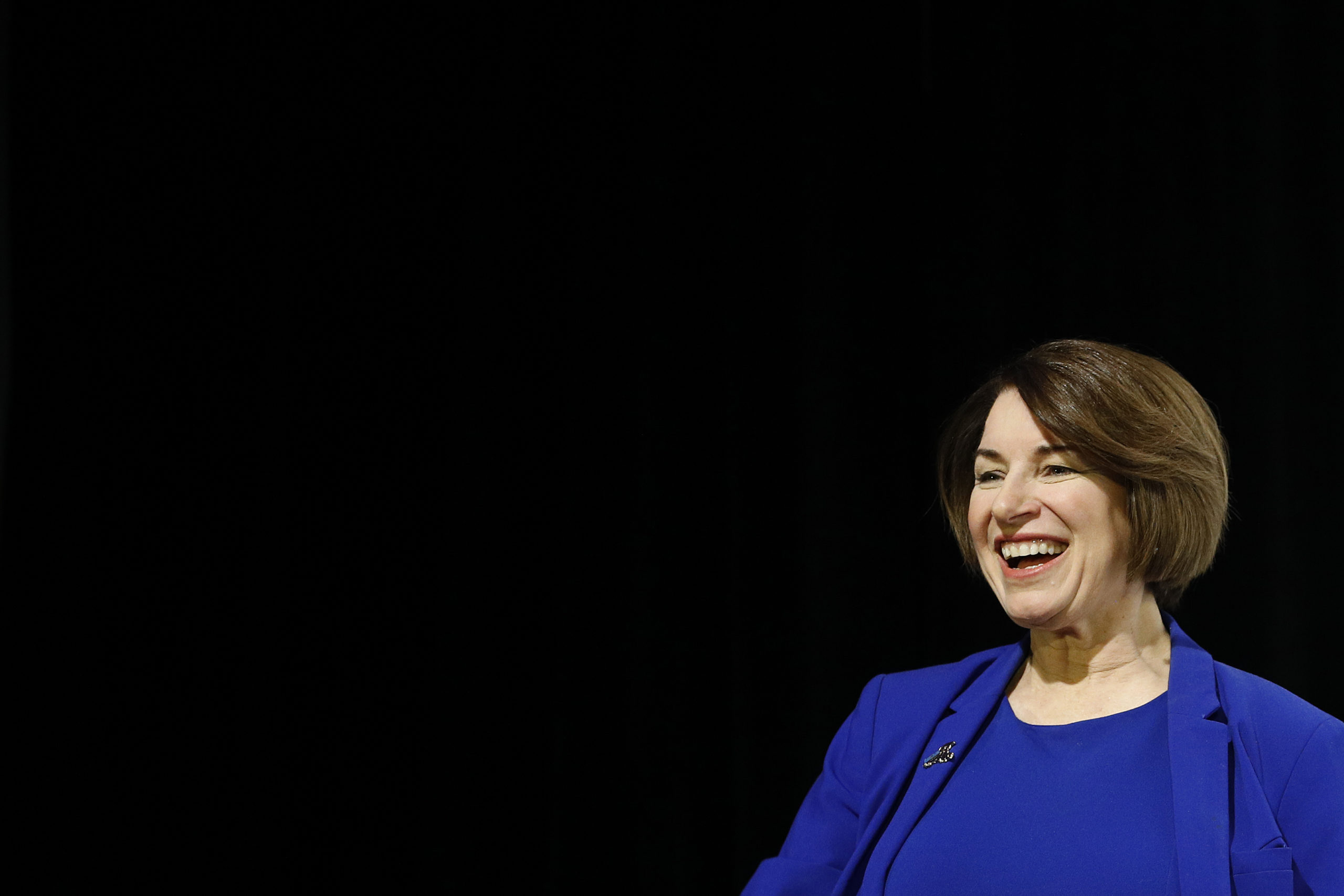 Klobuchar to hold campaign event in Fargo