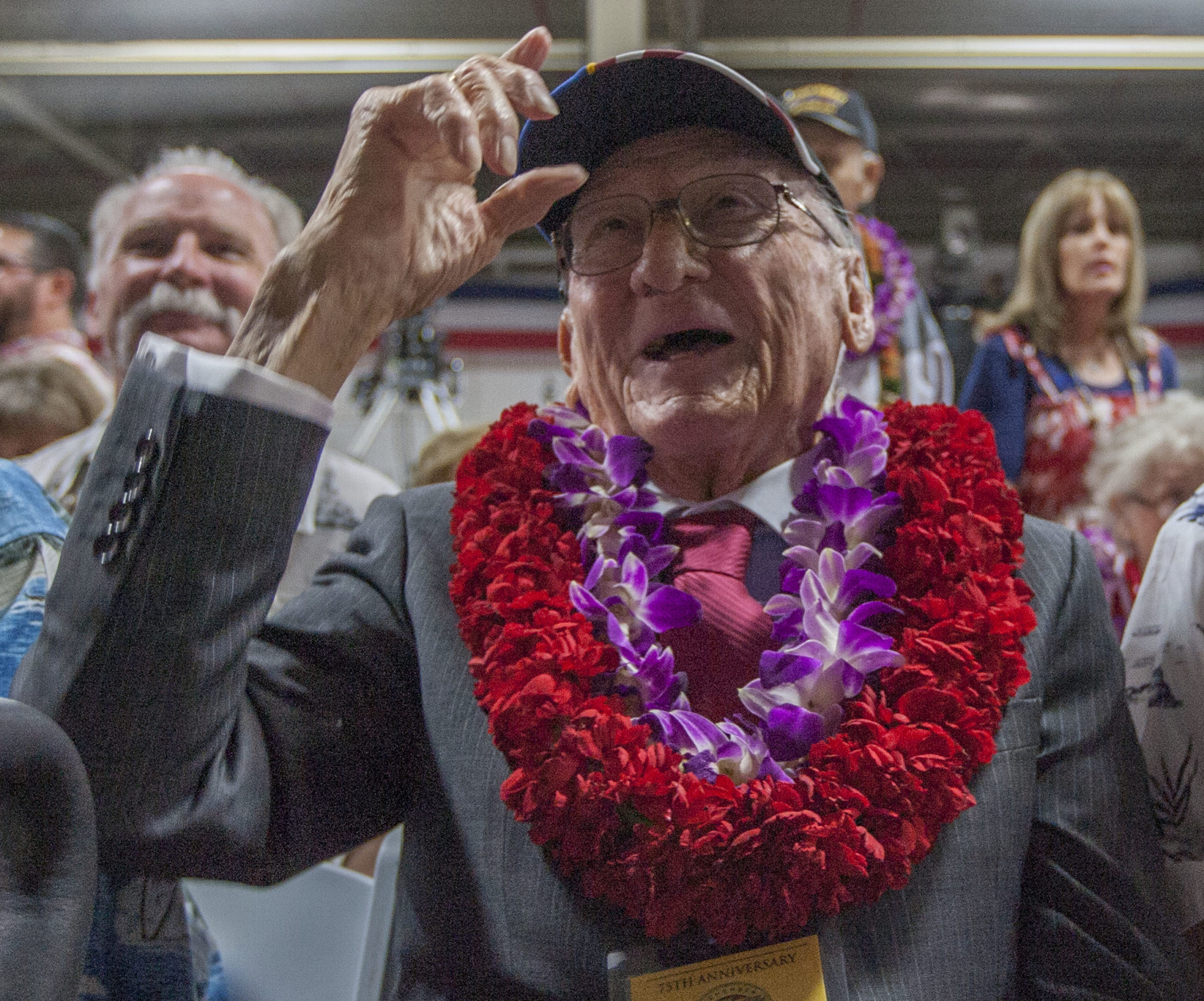 Pearl Harbor Veteran Dies