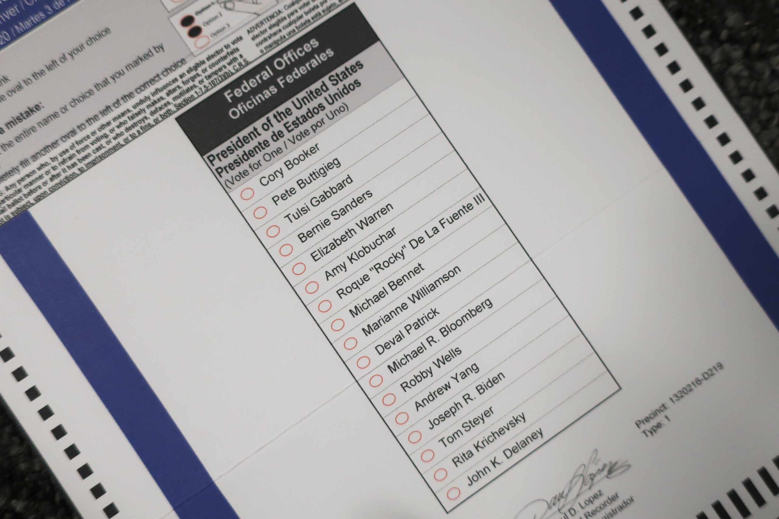 Lake County Contacted Some Unaffiliated Voters After Failing To Record What Primary They Voted In Colorado Public Radio