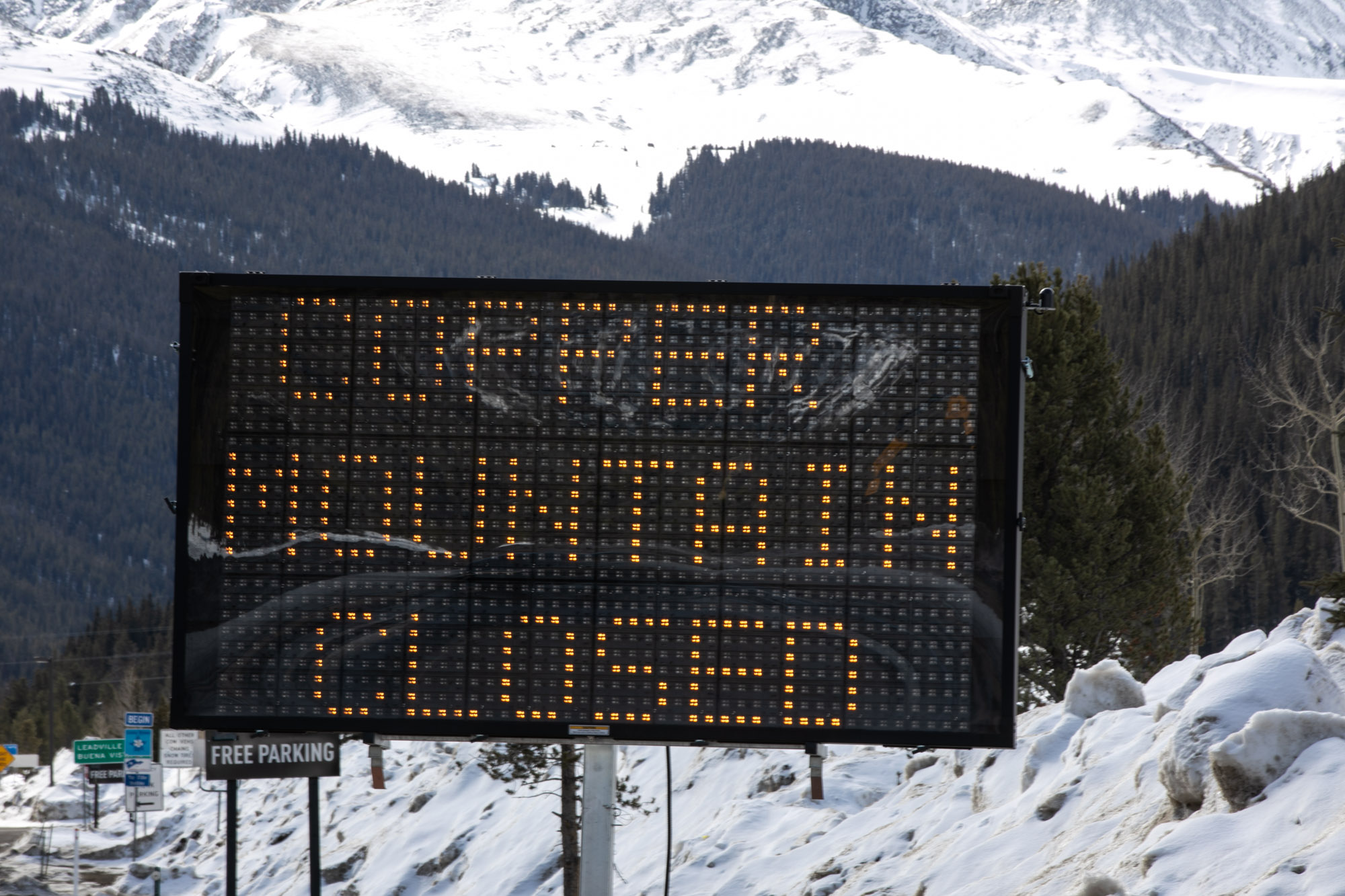 Coronavirus Summit County Copper Closed