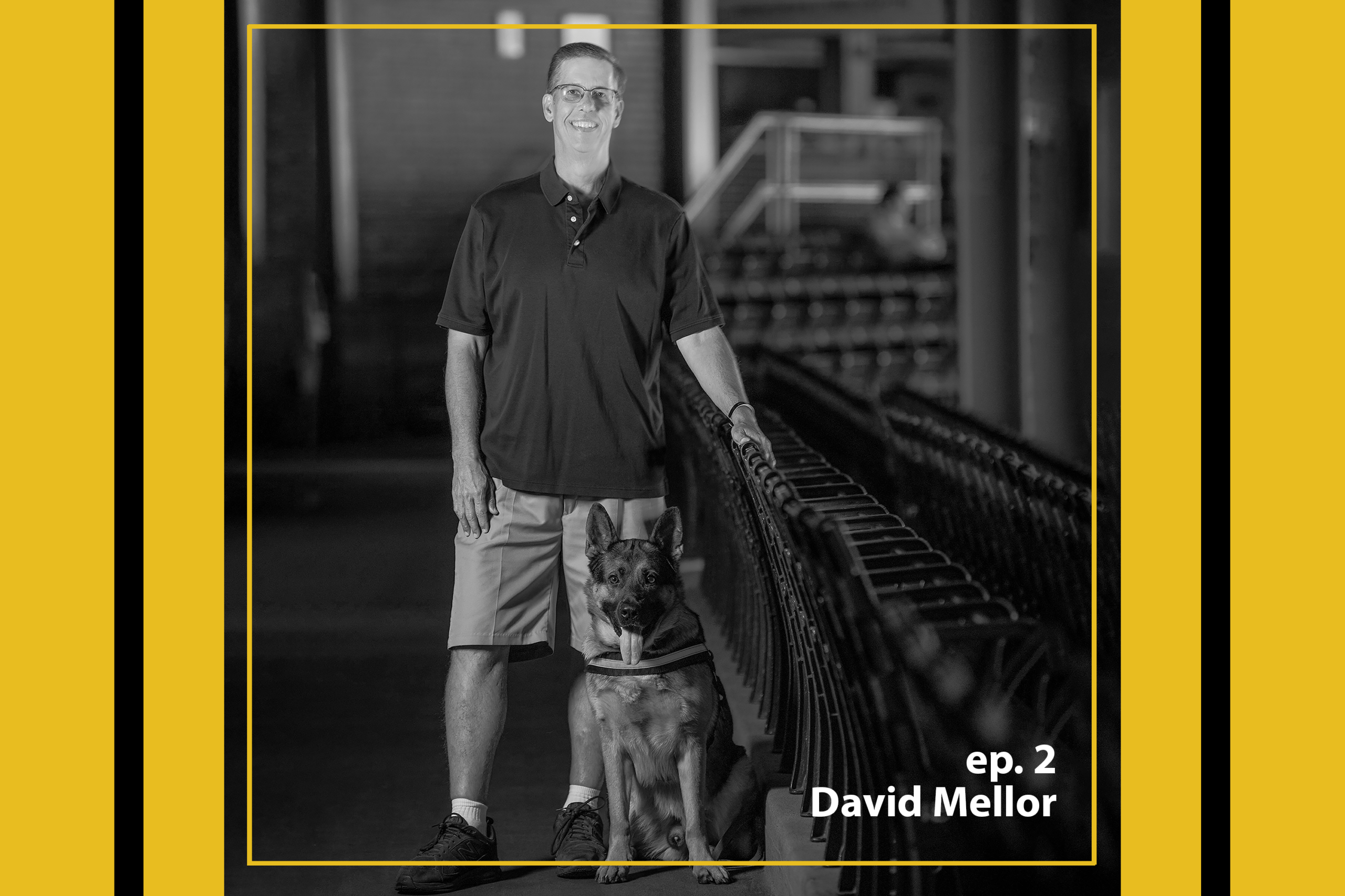 David Mellor - Back From Broken Episode 2
