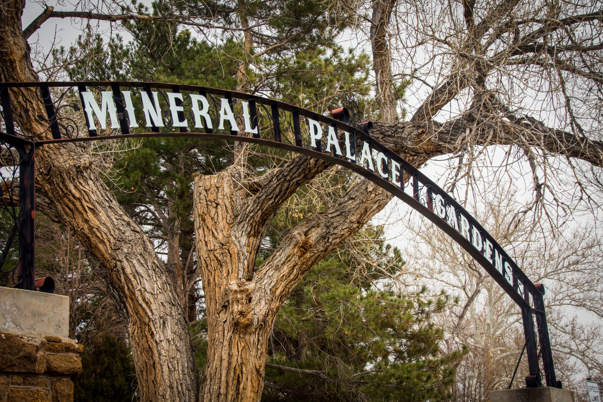 The long-demolished Mineral Palace still lends its name to a leafy park in Pueblo, but it's heyday is mostly forgotten.