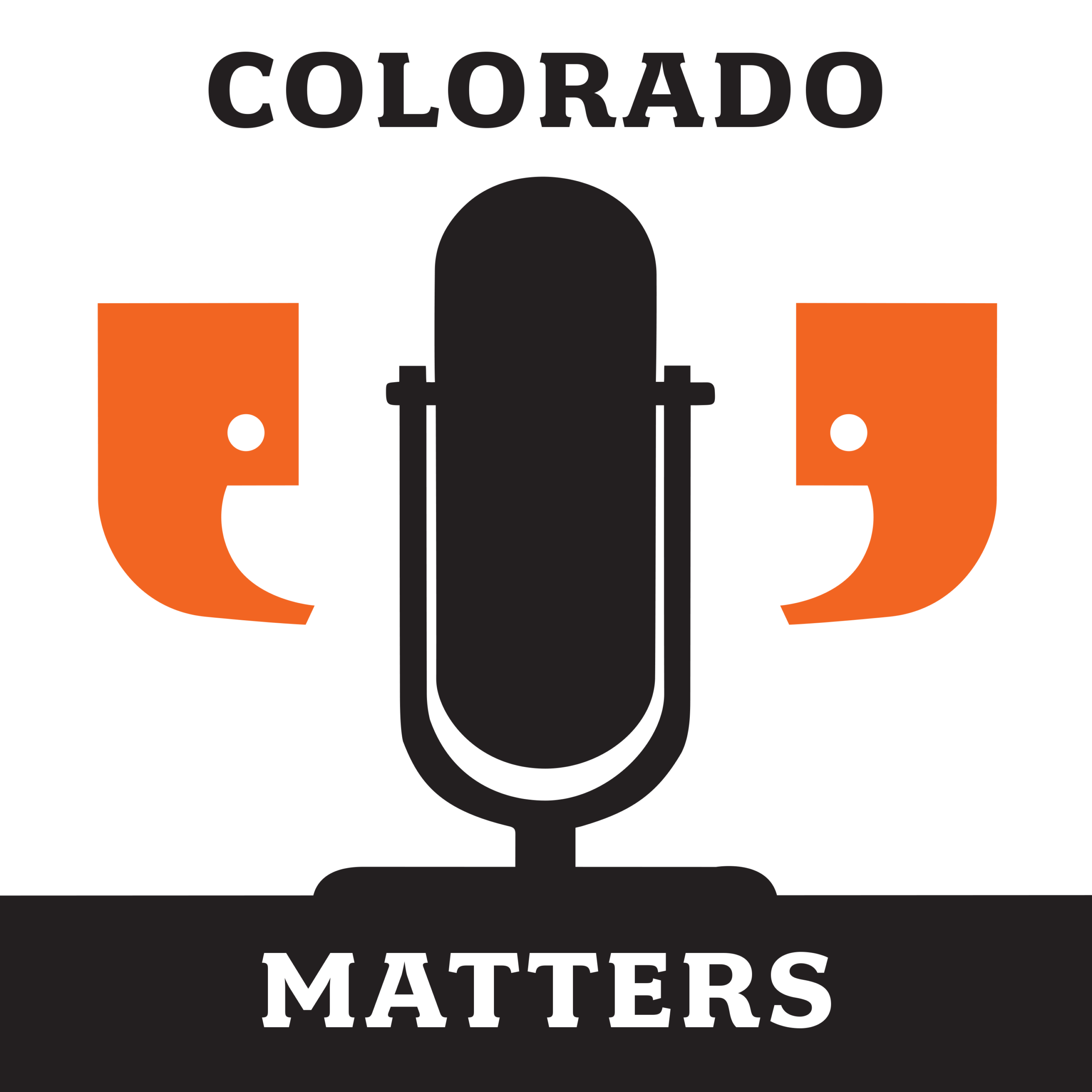Colorado Matters logo 2020
