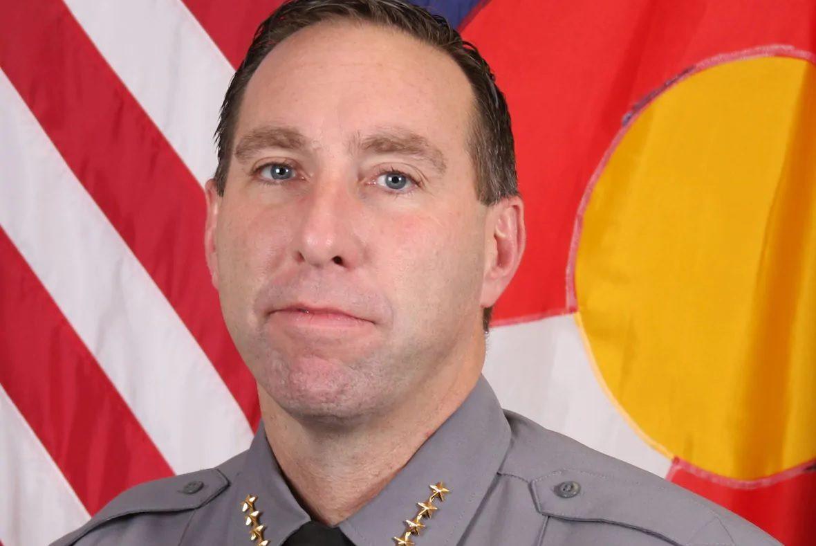 Weld Sheriff Steve Reams