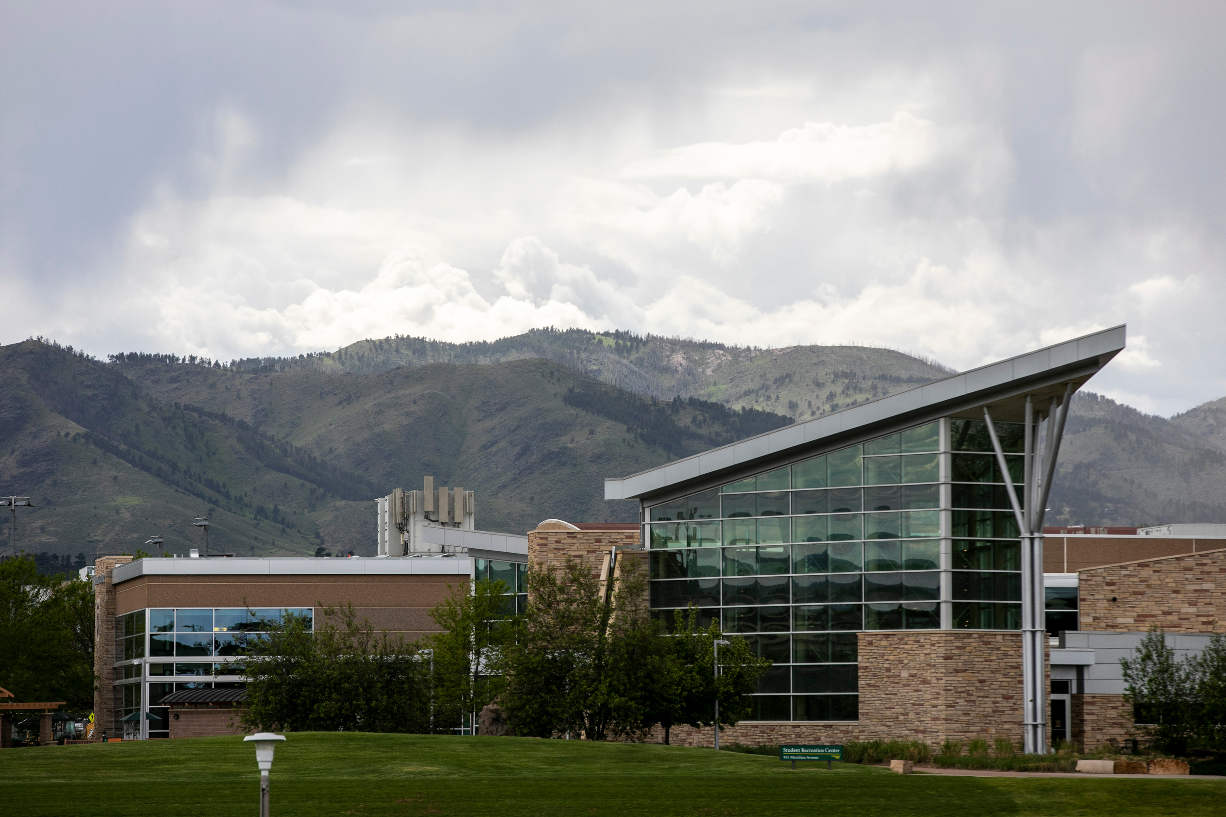 Colorado State University CSU Campus Rec Center