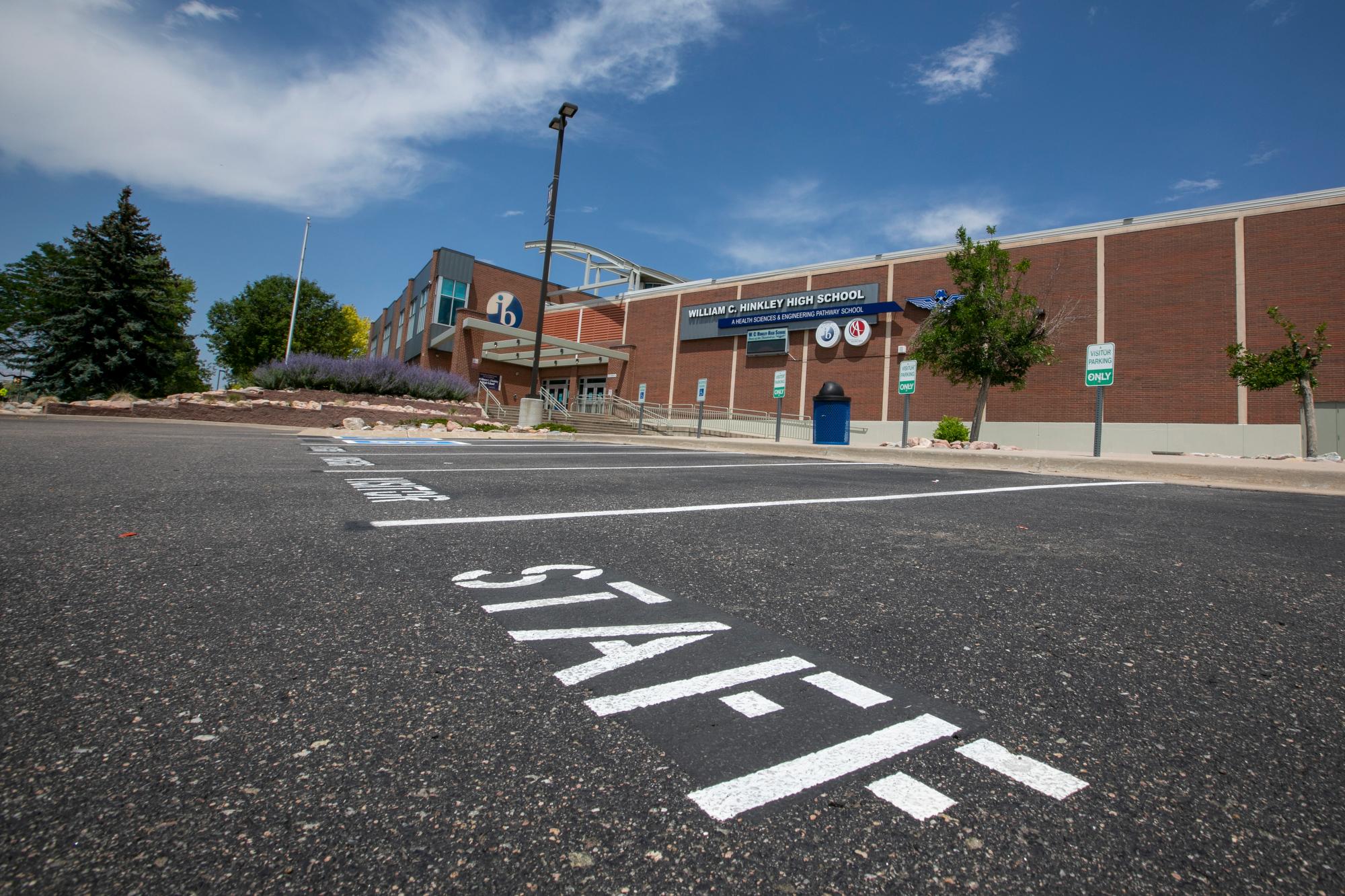 Hinckley High School Aurora