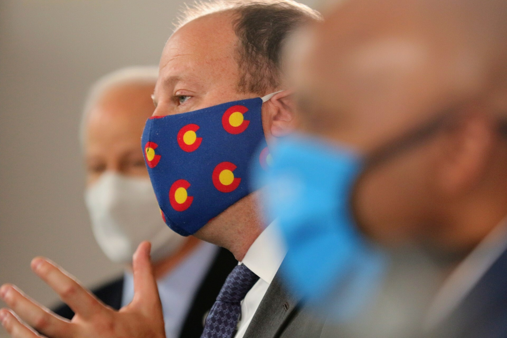 New mask requirement announced by Colorado Governor Jared Polis