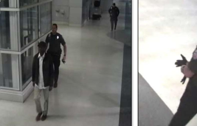 Raverro Stinnet beating attack assault Union Station