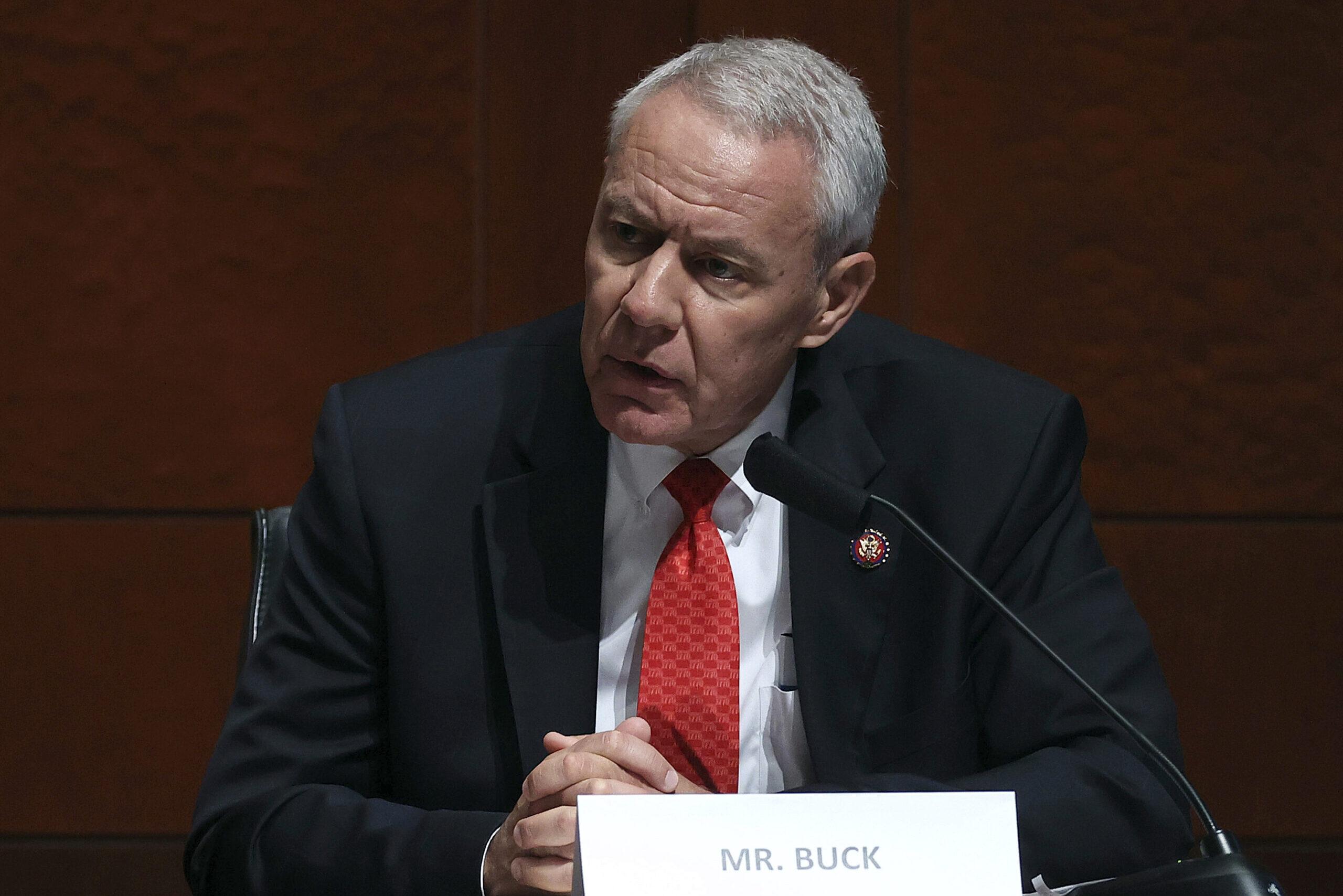Rep. Ken Buck, R-Colo.