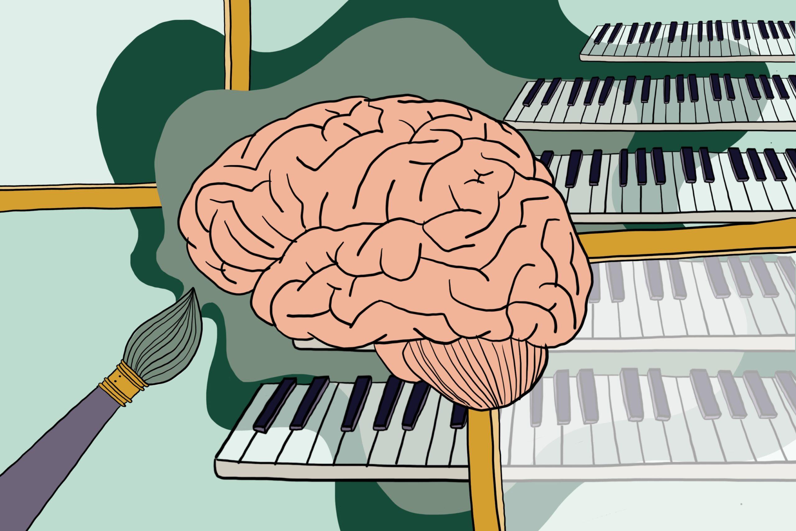 On Something: Creative Brain On Drugs
