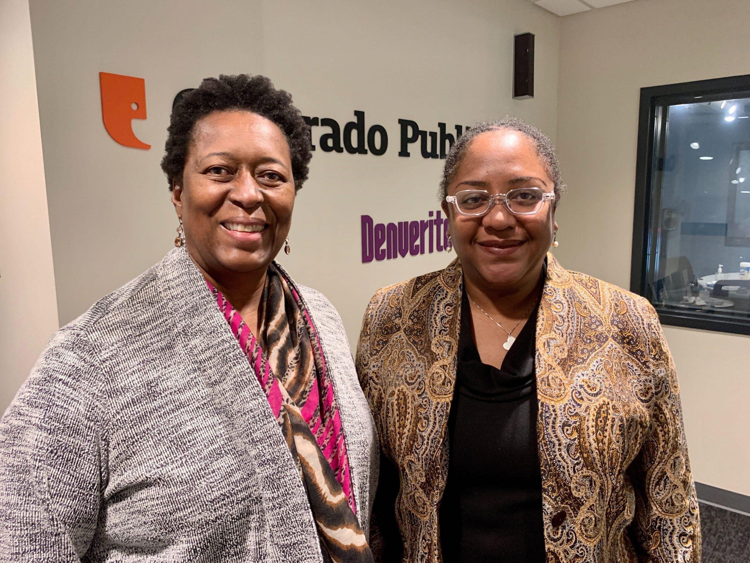 Judge Claudia Jordan Jill Dorancy Black Women Judges Colorado Denver