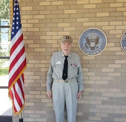 David Howie major Denver Veteran