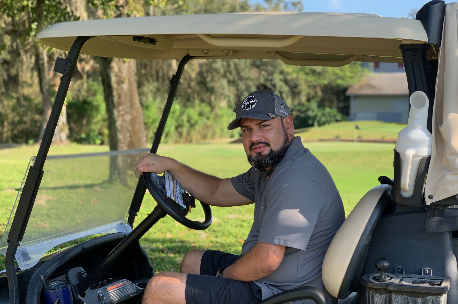 Iraq War veteran Roberto Cruz said he realized he needed mental health treatment after he got sick with COVID-19 in July and spent weeks in isolation.