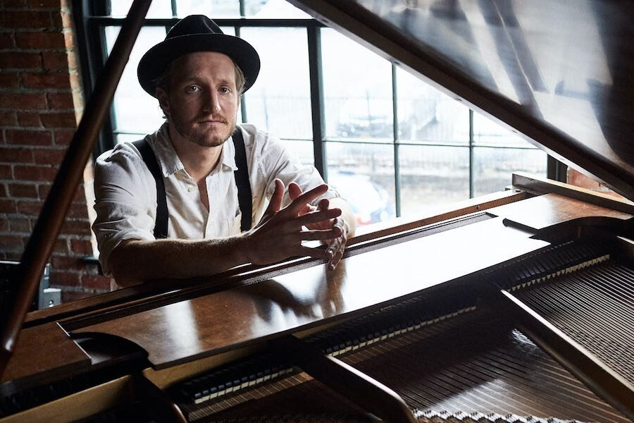 "Jeremiah Fraites releases his debut solo album ""Piano Piano"" this week."