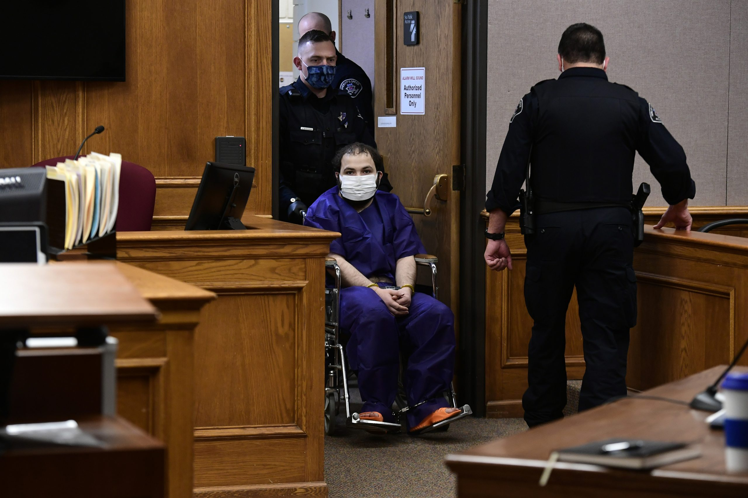 Boulder shooter Ahmad Al Aliwi Alissa makes court appearance