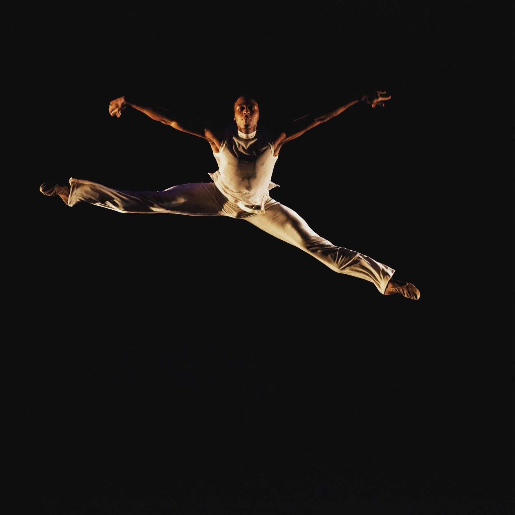 Joseph A. Watson II was a dancer for the Aspen Santa Fe Ballet before becoming a police officer.