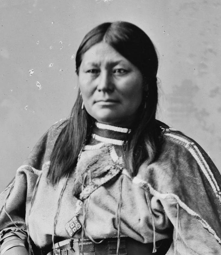 According to Encyclopedia Colorado, Chipeta (1843–1924) was a Ute woman known for her intelligence, judgment, empathy, bravery, and quiet strength, all of which made her the only woman of her time allowed on the Ute council.