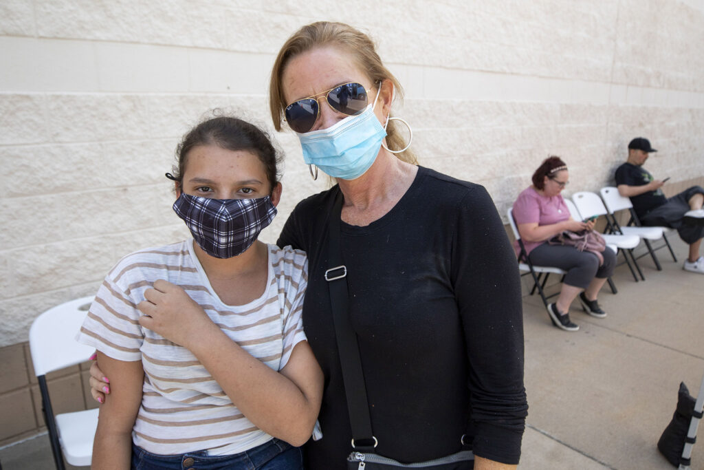 vaccine clinic pop up aurora covid