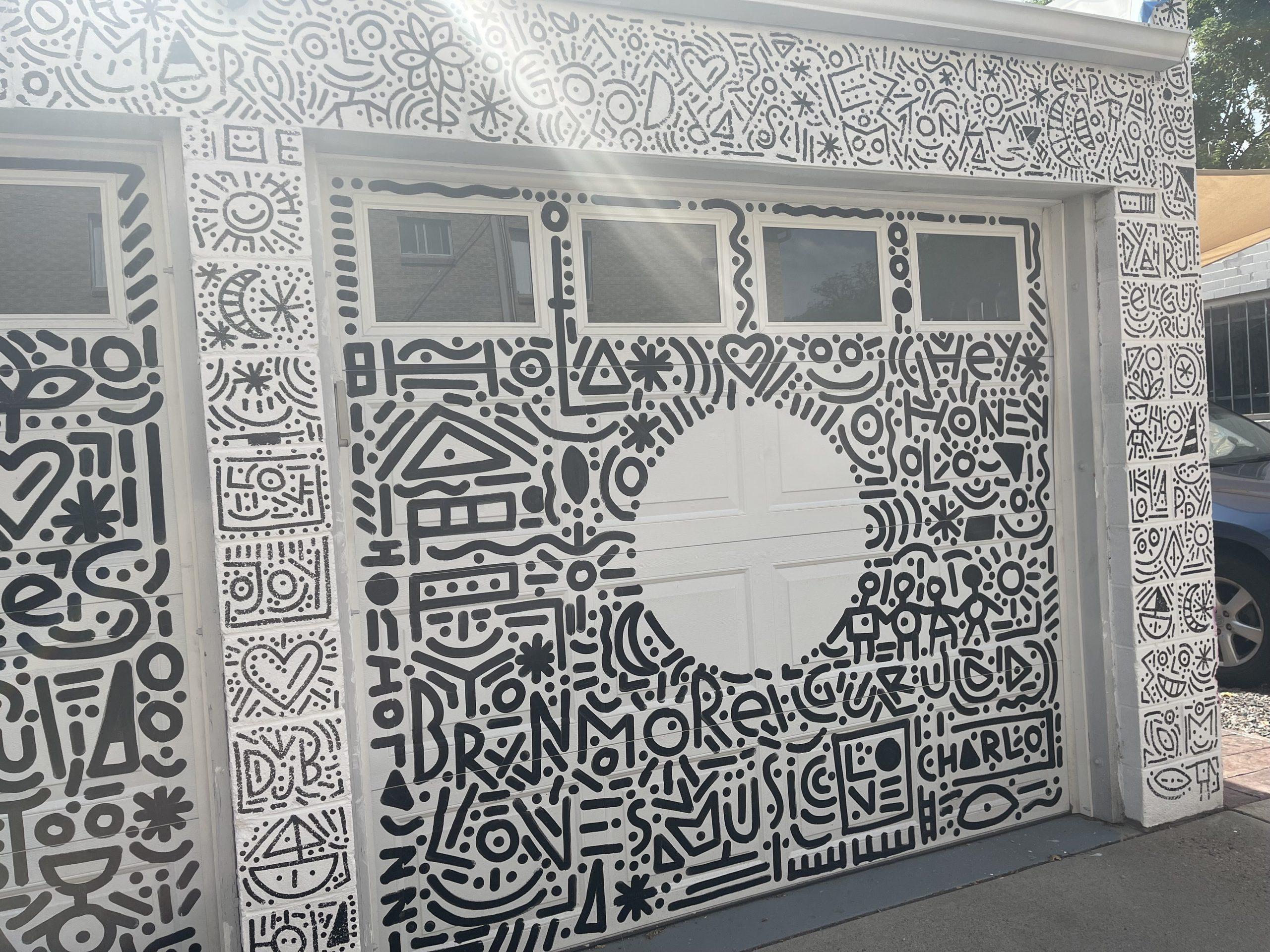 Charlo Denver Artist Make Alleys Great Again