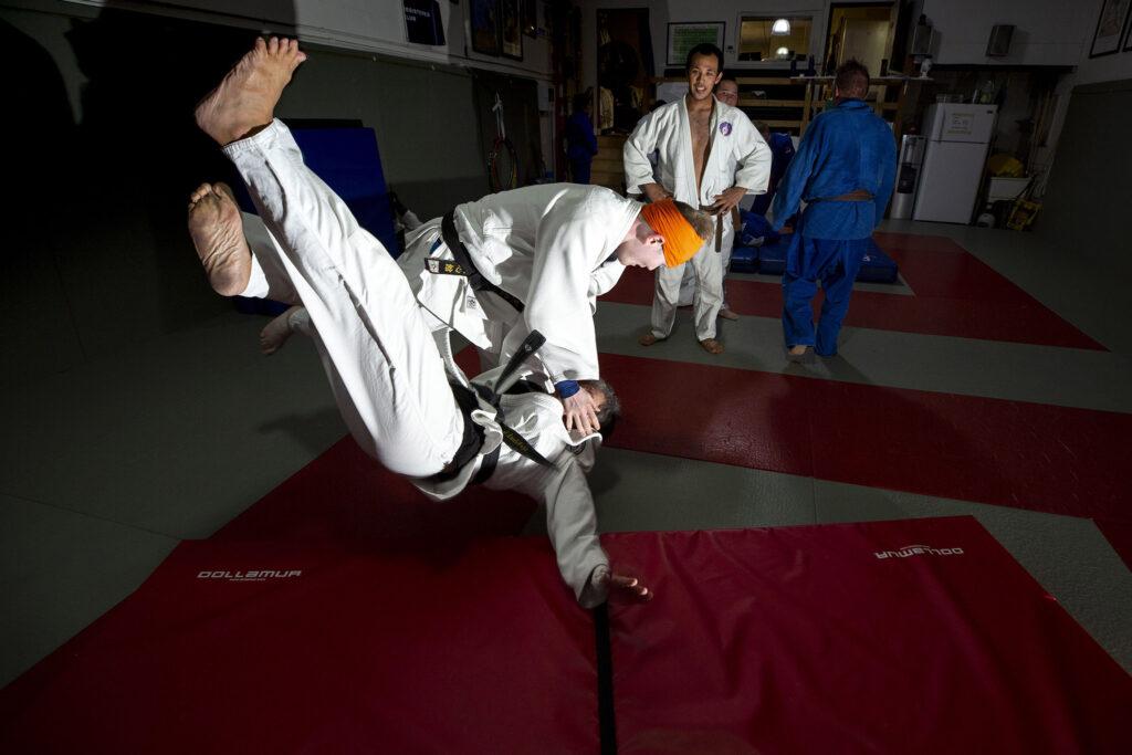 Robert Tanaka Judo