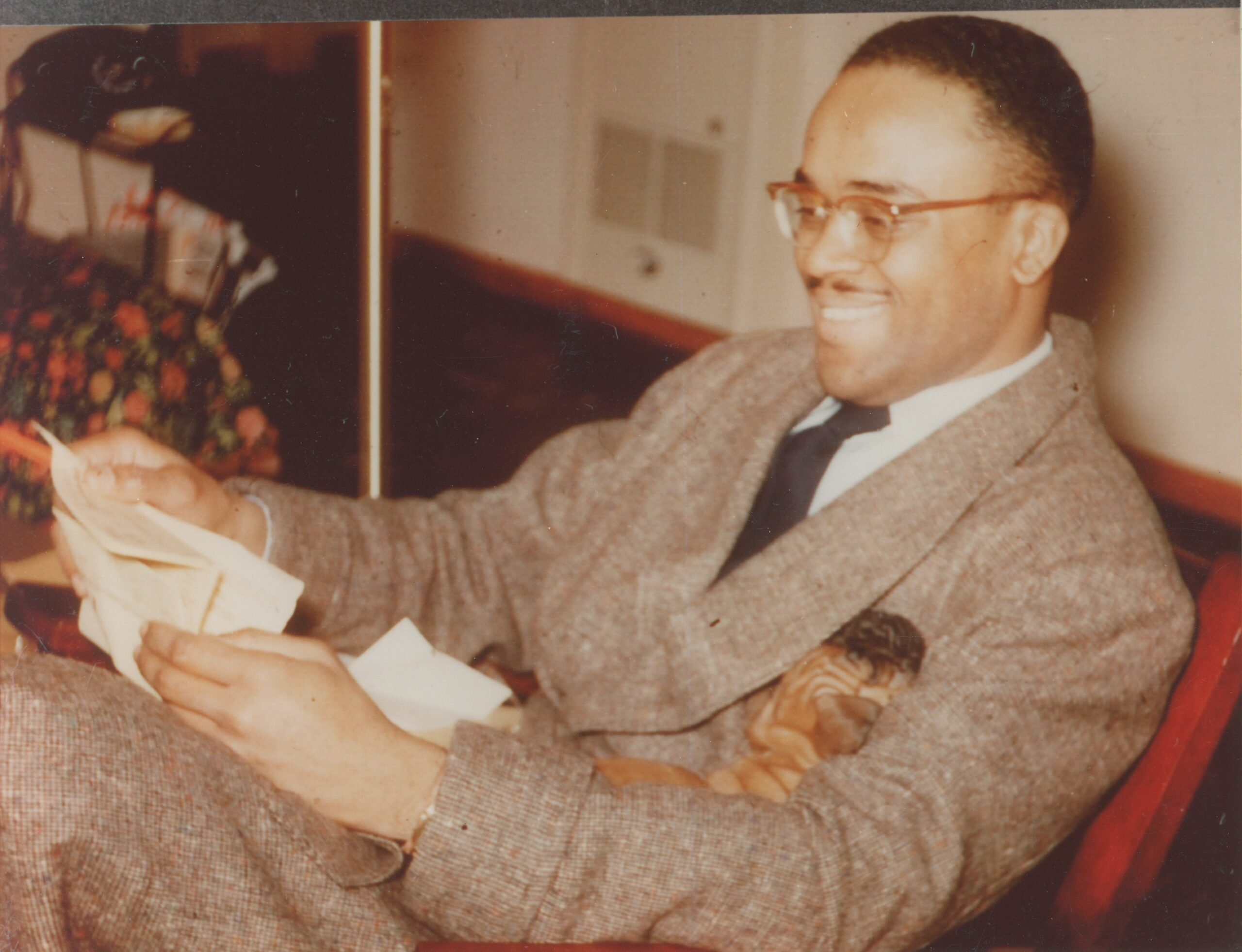 In 1947, Charles Blackwood became the first African-American to graduate from the University of Colorado medical school.