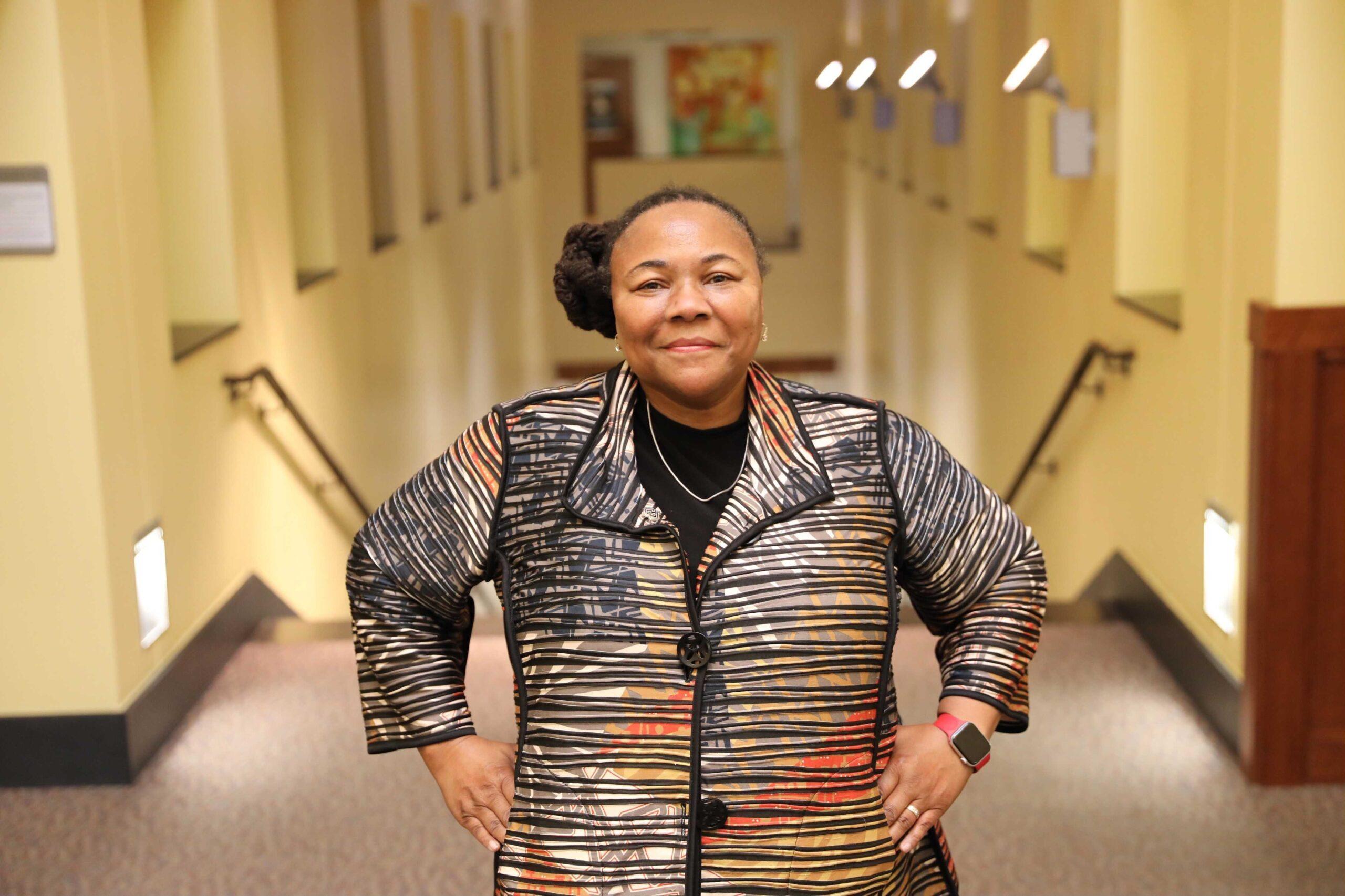Lolita Buckner Inniss CU University of Colorado law school first Black dean