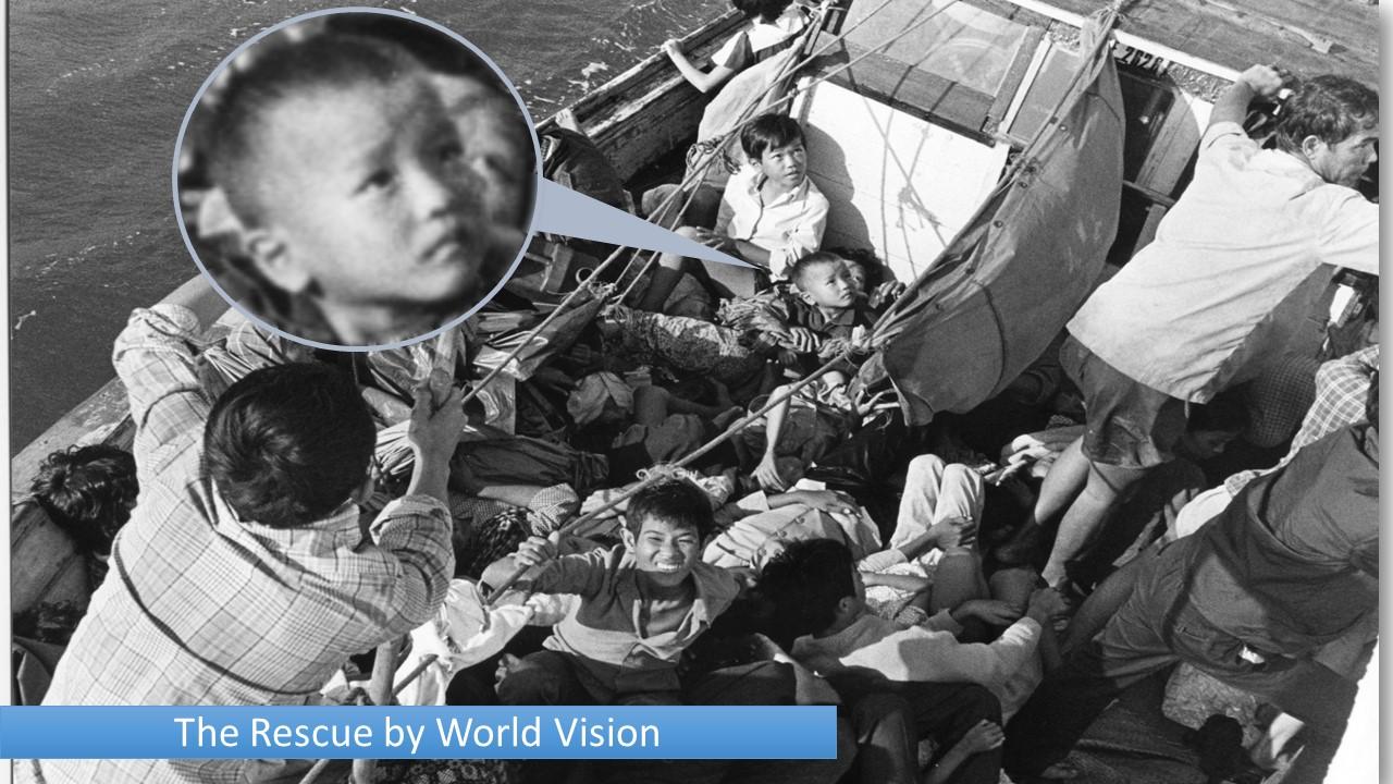 Dr. Vinh Chung Vietnamese Refugees