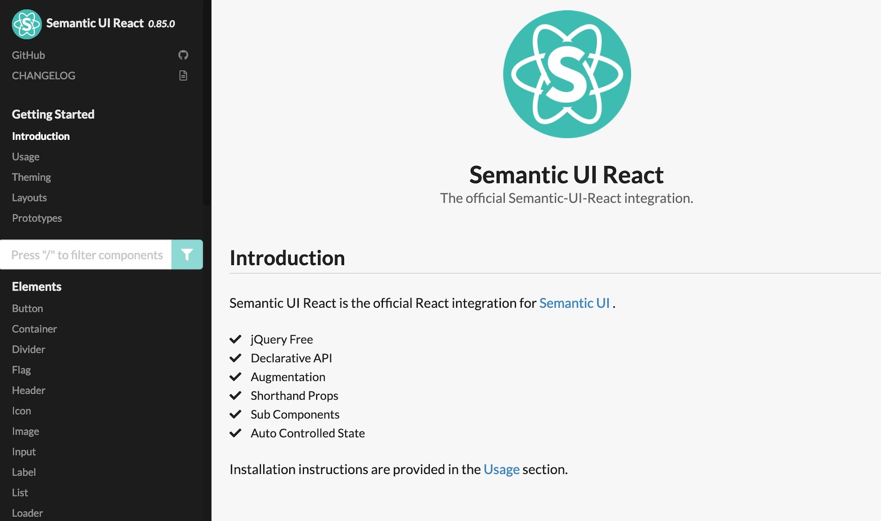 18 Best React UI Component Libraries / Frameworks for 2019