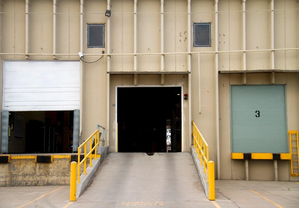 A Dish Network training facility in Englewood. (Kevin J. Beaty/Denverite)  warehouse; development; economics; economy; real estate; kevinjbeaty; denver; colorado; denverite;