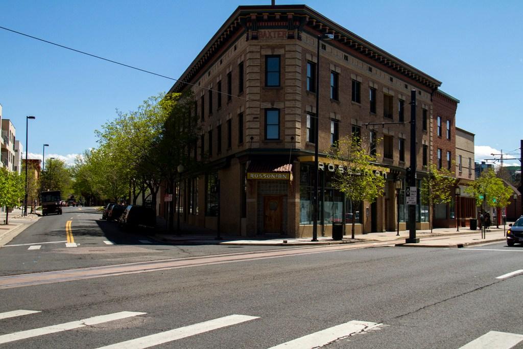 Views of Denver's Five Points Neighborhood.  five points; denverite; denver; colorado; kevinjbeaty